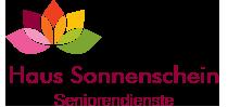 Haus Sonnenschein – Pflegedienste in Hohberg Logo